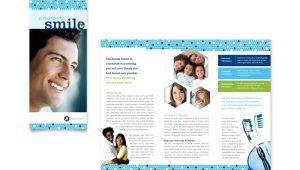 Doctor's Office Brochure Template Dentistry Dental Office Brochure Template Design