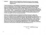 Dod Memo Template 10 Best Images Of Memorandum Of Agreement Army