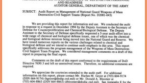 Dod Memo Template 8 Department Of Defense Letterhead Template Company