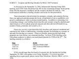 Dod Memo Template Memorandum Template and Briefing Schedule for Brac 2005