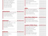 Domestic Cleaning Schedule Template House Cleaning Schedule 16 Free Word Pdf Psd