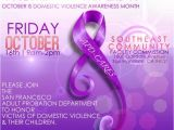 Domestic Violence Flyer Templates Domestic Violence Awareness Month Adult Probation Department