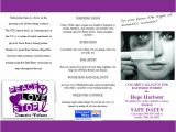 Domestic Violence Flyer Templates Raeann Hope Harbour Helping to Bridge Local Nop S