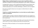 Donation Request Email Template Donation Request Letters asking for Donations Made Easy