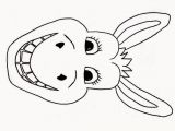 Donkey Face Mask Template Simple Donkey Drawing at Getdrawings Com Free for