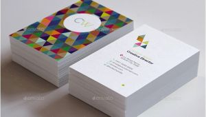 Double Sided Business Card Template Photoshop 5 Double Sided Vertical Business Card Templates