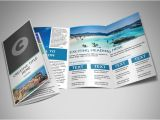Double Sided Tri Fold Brochure Template Sided Tri Fold Brochure Template 28 Images Spa Tri