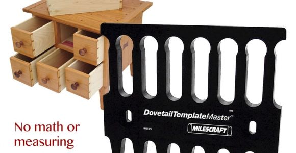 Dovetail Template Master Milescraft Dovetail Template Master
