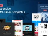 Download Free HTML Email Templates 99 Free Responsive HTML Email Templates to Grab In 2018