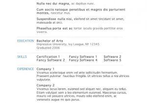 Download Microsoft Word Resume Templates Free 50 Free Microsoft Word Resume Templates for Download