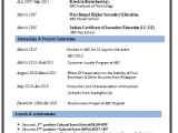 Download Simple Resume format Doc Over 10000 Cv and Resume Samples with Free Download