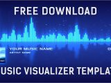 Download Template after Effect Cs4 Free Music Visualizer after Effects Template Free