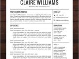 Downloadable Resume Templates Free Free Downloadable Resume Templates