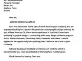 Draft A Job Application Letter with Resume Using Computer for Students Unit How Write Covering Application Letter