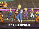 Dragon Ball Z Love Card Super Dragon Ball Heroes World Mission Free Update 5 Trailer