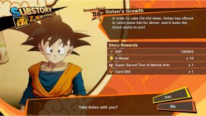 Dragon Ball Z Thank You Card Bandai Namco Uk On Twitter Heads Up Z Warriors A New