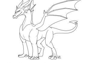 Dragon Cutout Template Free Dragon Outlines Ii by Suzidragonlady On Deviantart