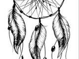 Dreamcatcher Tattoo Template Again Dream Catcher Tattoo Stencil