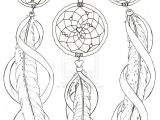 Dreamcatcher Tattoo Template Dream Catcher Coloring Pages to Download and Print for Free
