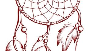 Dreamcatcher Tattoo Template Dreamcatcher Tattoo Outline 2