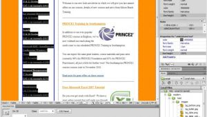 Dreamweaver HTML Email Templates Email Marketing Using Dreamweaver