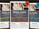 Drinking and Driving Brochure Templates Driving School Coaching Flyer by Designhub thehungryjpeg Com