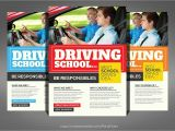 Drinking and Driving Brochure Templates Driving School Flyer Psd Template Flyer Templates