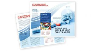 Drug Abuse Brochure Template 11 Drug Brochure Templates Psd Illustrator Files