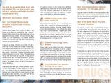 Drug Abuse Brochure Template Drug Abuse Brochure Renanlopes Me