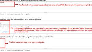 Drupal Email Template Webform Confirmation Drupal org