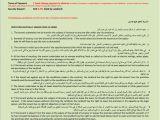 Dubai Tenancy Contract Template Advice On Dubai Residential Tenancy Contracts Dubai