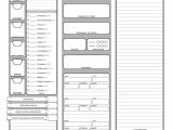 Dungeons and Dragons Templates Mullet Wesker 39 S D D 5e Character Sheet Character Sheet