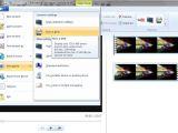 Dvd Flick Menu Templates Dvd Flick Menu Templates Making A Dvd Using Windows Live