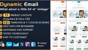Dynamic Email Template Dynamic Email Template by Bedros themeforest