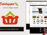 E Commerce Blogger Template Catalogspot Revo E Commerce Blogger Template Ban Hang