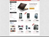 E-commerce Site Templates Ecommerce Website Template Download E Commerce Website