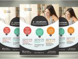 E-flyer Template E Learning Flyer Flyer Templates On Creative Market