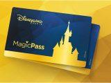 Easy Access Card Disneyland Paris Magic Pass En Disneyland Paris