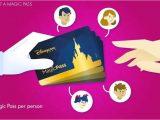 Easy Access Card Disneyland Paris Rfid Enabled Magic Pass Begins Rollout at Disneyland Paris