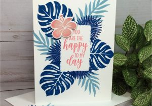 Easy and Simple Card Designs Tropical Chic Stampin Up Cards with Simple Masking Technique