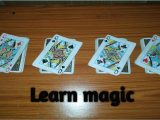 Easy but Impressive Card Tricks Find the Four Cards