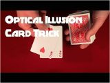Easy but Impressive Card Tricks Impressive Optical Illusion Card Trick