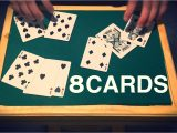 Easy but Impressive Card Tricks Simple and Impressive Card Trick with Ly 8 Cards