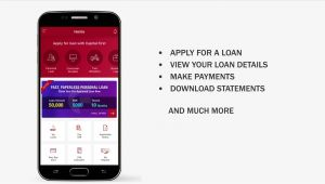 Easy Buy Card Capital First How to Use Mobile App