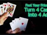Easy Card Magic Tricks for Kids Easy Magic Trick for Beginners and Kids with Cards Learn