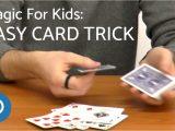 Easy Card Magic Tricks for Kids Kids Shrinking Cards Magic Card Tricks Deck Paper Magic