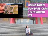 Easy Card or Taipei Pass the Advantages Of Using Taipei Unlimited Fun Pass Card In