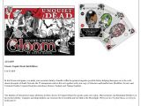 Easy Card Tricks for Kids Gloom Unquiet Dead with Images Deck Of Cards Deck