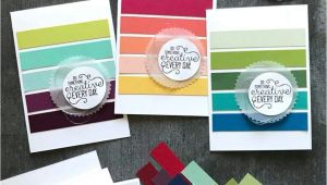 Easy Creative Card Making Ideas Pin by Rhonda S Hill On Cards Strip Cards Card Layout