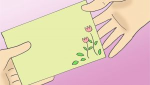 Easy Drawing for Teachers Day Card 5 Ways to Make A Card for Teacher S Day Wikihow